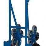VARIOFIT Stahlrohr-Treppensackkarre