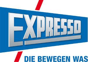 Logo vom Sackkarren-Hersteller Expresso