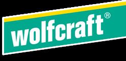 Logo der Firma Wolfcraft.